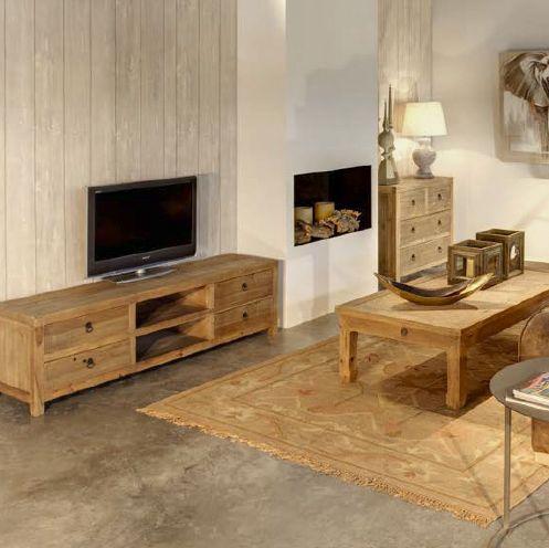 17 mejores ideas sobre estanter as alrededor de la - La chimenea muebles ...