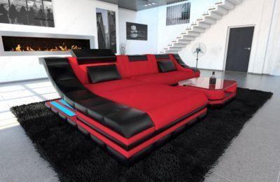 Sofa Dreams Stoffcouch Turino L Form Led Jetzt Bestellen Unter