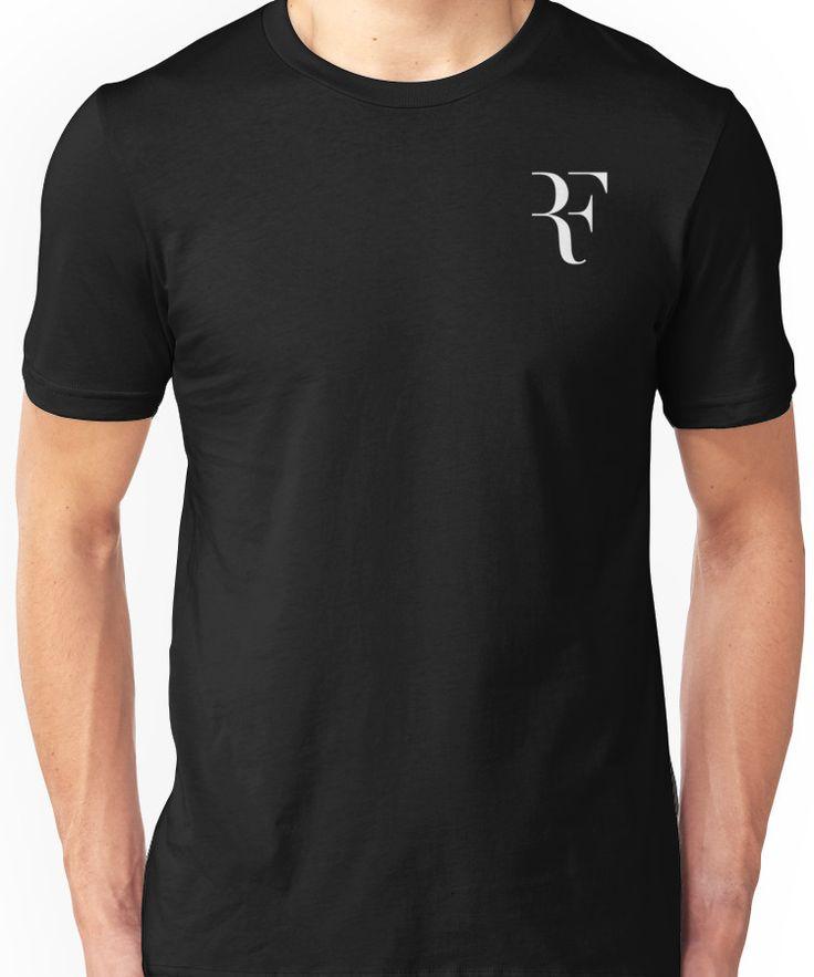 rf roger federer Unisex T-Shirt