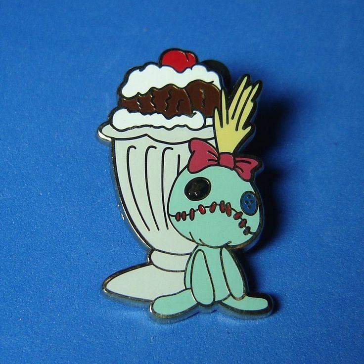 Scrump Pin Traders Delight DSF Disney Pin LE 500 Lilo and Stitch GWP RARE #Disney