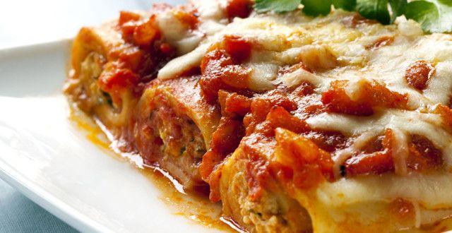 Canelloni Tarifi | Mutfakta Yemek Tarifleri