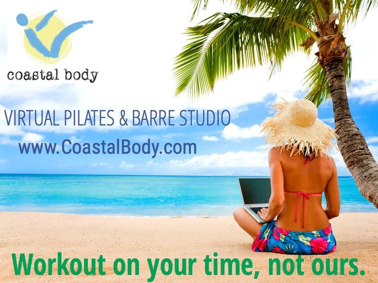 High quality Pilates & Barre workouts in the comfort of your own home!