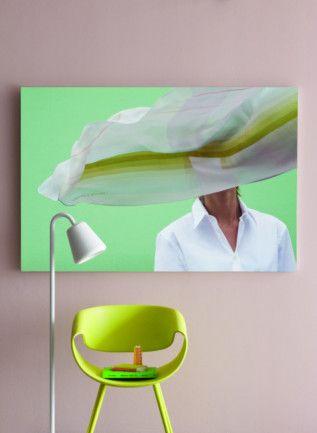 Lavender, Mint, Fluro Yellow: Decor, Interior Design, Magazine, Pastel, Color, Chairs, Neon