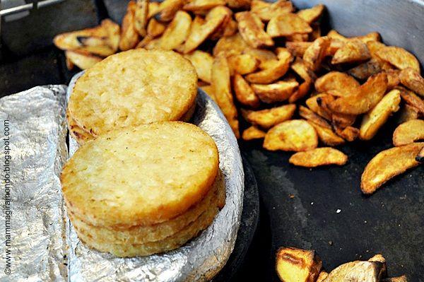 Viaggiare è il mio peccato!!: KartoffelPuffer, una ricetta da Vienna