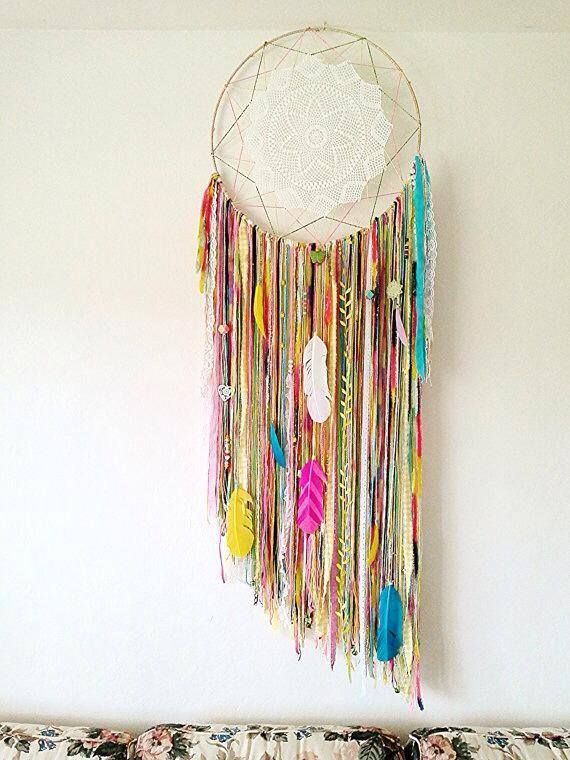 82 best hobby dreamcatchers or how to make them images for Dream catchers how to make them