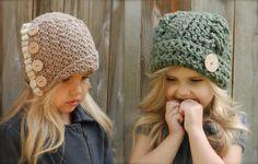 Уютные вязаные аксессуары для девочек от Heidi May - Ярмарка Мастеров - ручная работа, handmade