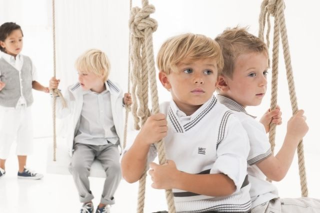 Coupe de cheveux garçon – 40 idées cool pour les petits messieurs