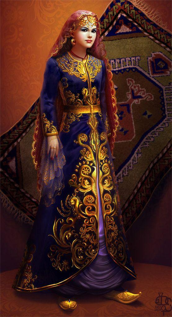 Ottoman costumes