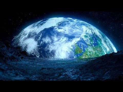 """Sony BRAVIA OLED TV – Experience a whole new world – """"Earth Rising"""" advert"""