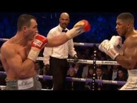Knockout. Anthony Joshua vs Wladimir Klitschko FULL FIGHT HD