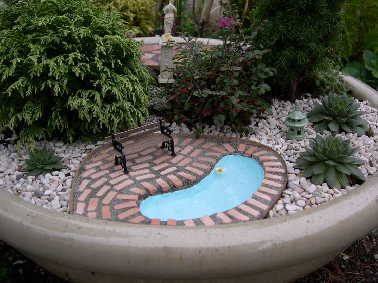 miniature landscaping