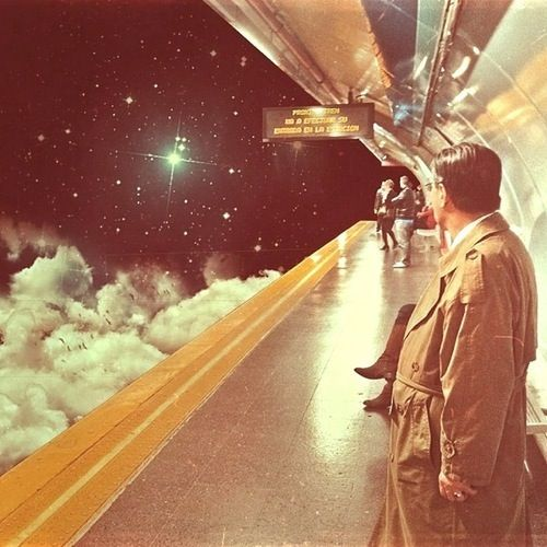 Amazing artwork showing some cool surrealism, something i would like to include on my art board.