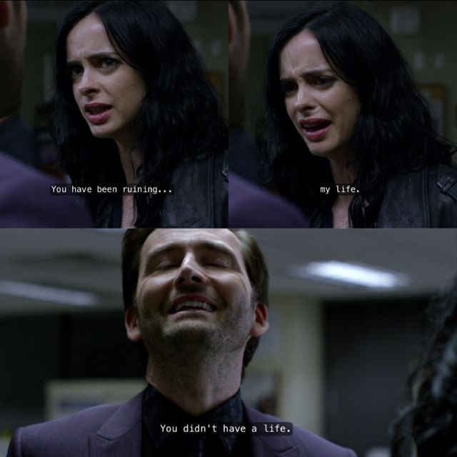 Image result for jessica jones quotes kilgrave