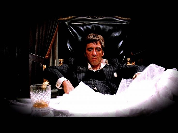 Scarface Tony Montana Hd Wallpaper On Mobdecor Cuadros De Pared Fondos De Pantalla Transparentes Peliculas