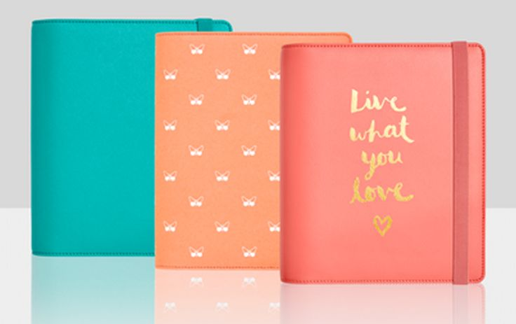 Planners 101: Choosing a Refillable Planner