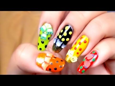 Fimo canes offers a great embellishment to decorate your nails and are currently…