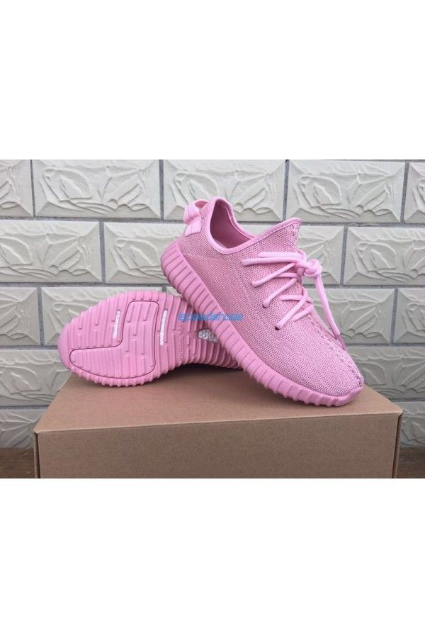 Adidas Yeezy 350 Boost Low Womens Shoes Pure Pink