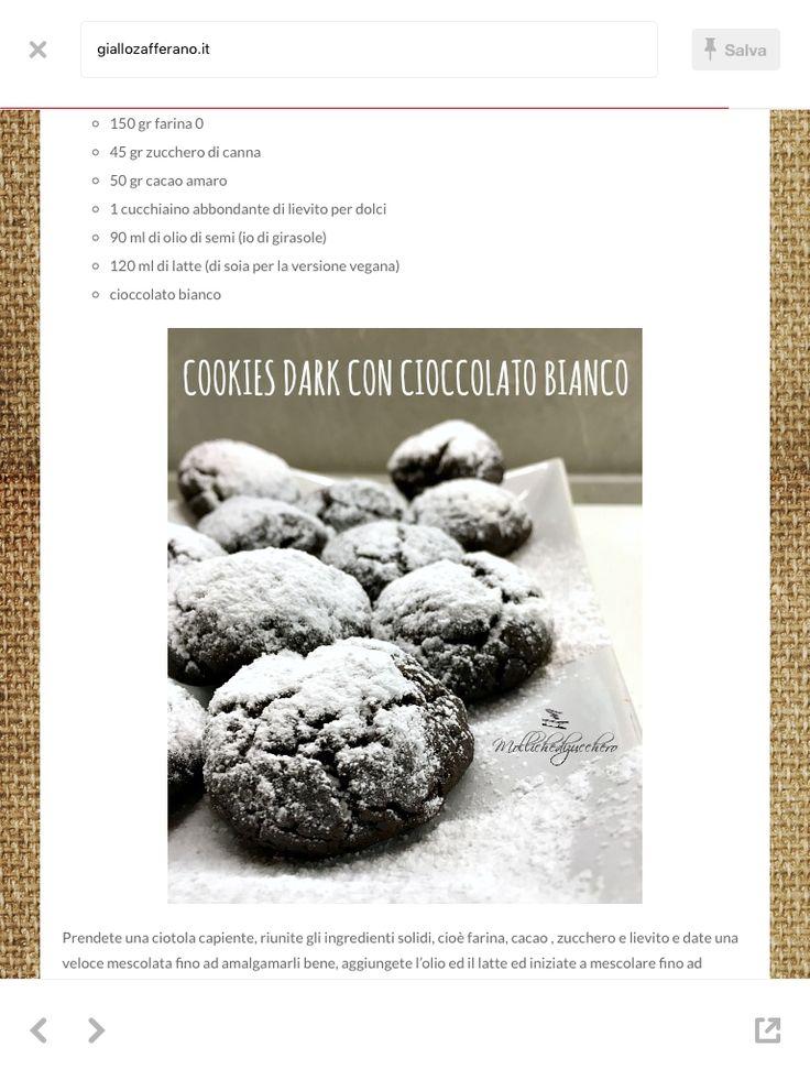 Vengan cacao cookies