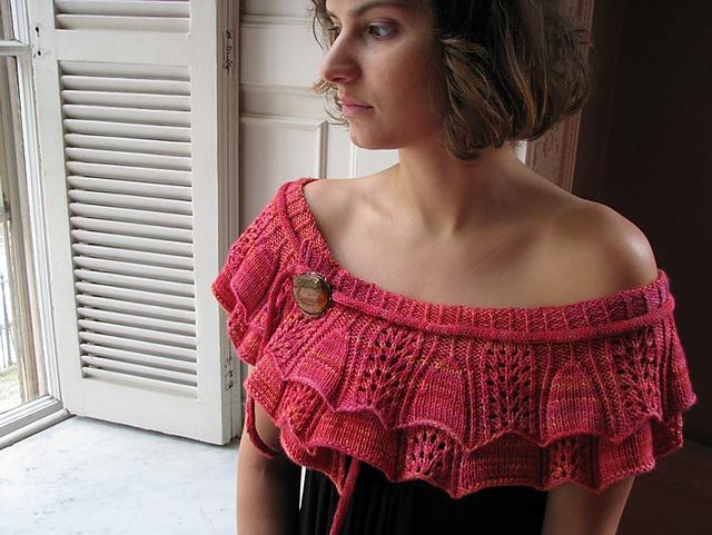 Juliette by Ilga Leja @Ravelry