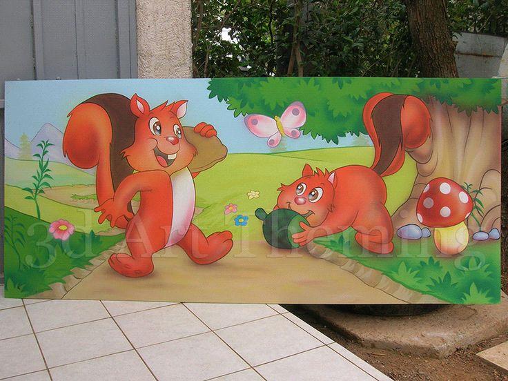 ζωγραφική για παιδικό σταθμό