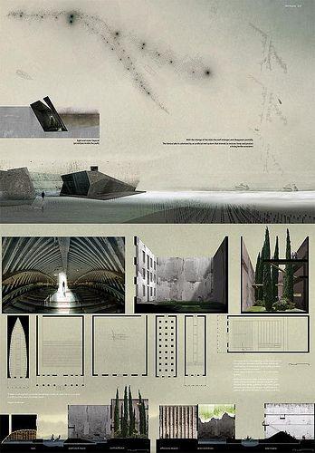 great architectural presentation