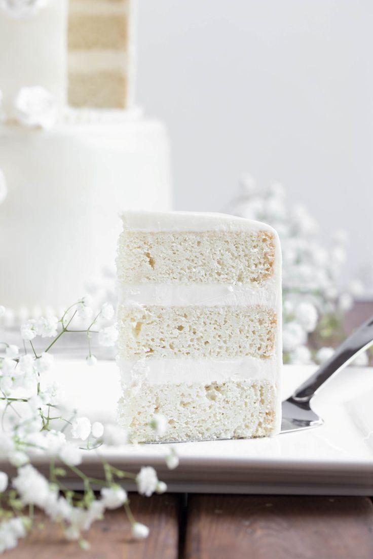 How To Make A Vegan Vanilla Wedding Cake The 8