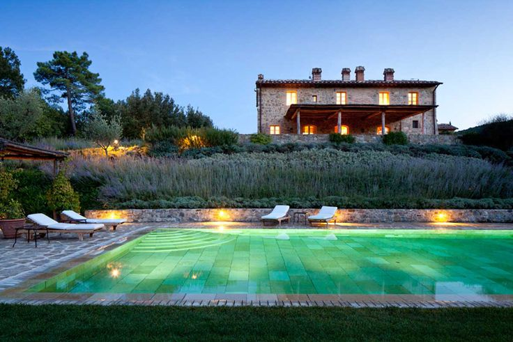 5 Amazing Luxury Villas for Rent in Tuscany, Italy ...