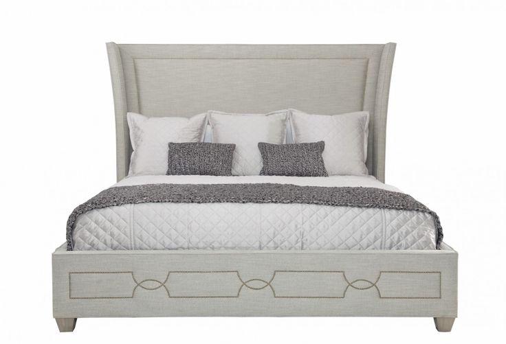 Bernhardt Furniture Criteria Upholstered Bed in Criteria - Bernhardt Furniture - Brands