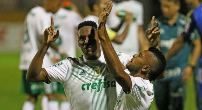 Palmeiras 3 x 1 Novorizontino