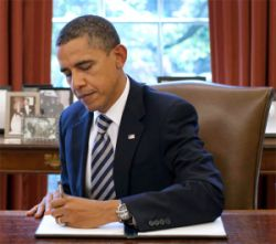 Obama's Executive Orders - 09/25/2012 - factcheck.org - Has President Barack Obama signed 900 executive orders, some of which create martial law? No... Email claims that Obama has issued 900 executive orders but lists orders that previous presidents signed. The email also inaccurately describes those orders. For actual Obama Exe. Orders go here:  http://www.presidency.ucsb.edu/executive_orders.php#axzz2fpKHoX1k