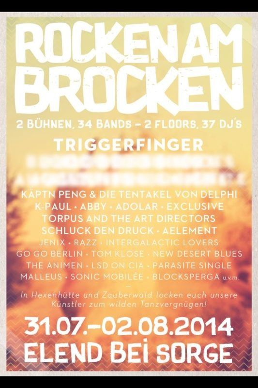 rocken am brocken