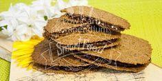 Low Carb Hanuta - Das ist leckere Haselnuss-Schokoladen-Creme zwischen knusprig zarten Low Carb Waffeln