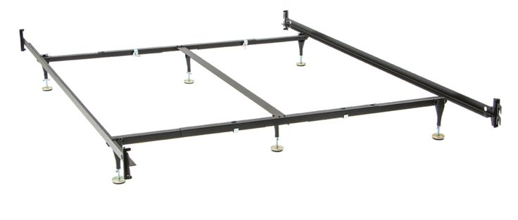 Queen Hook On Metal Bed Frame Rails