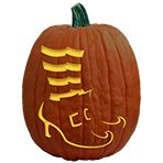 Pumpkin Carving Patterns and Free Pumpkin Carving Patterns and Stencils for your Halloween Jack O Lantern - A Great Pair of Shoes