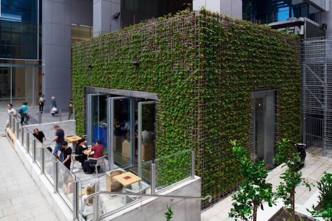 The Greenhouse Restaurant in Perth, Australia