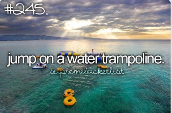 If I go to the ocean....:( bucket list