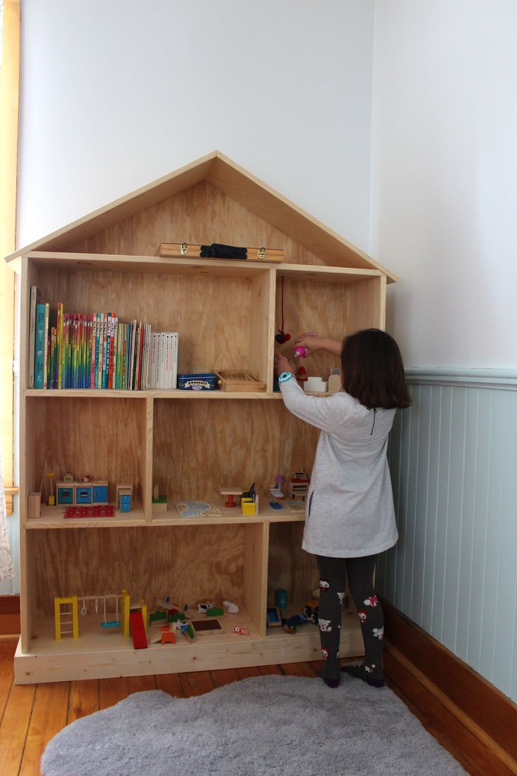 Dollhouse Bookcase Diy: 17 Best Images About Dollhouse Stuff On Pinterest