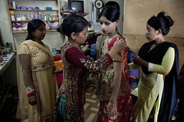 Haunting Photos Of A Child Bride's Wedding - & Why The World Must Act