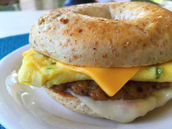 Top Secret Recipes | McDonald's Breakfast Bagel Sandwiches Copycat Recipe