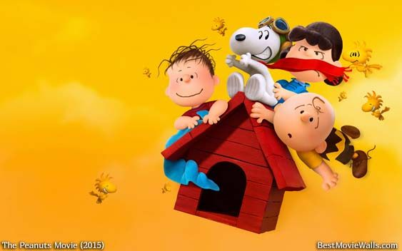 Linus, Lucy, Charlie and Snoopy :]