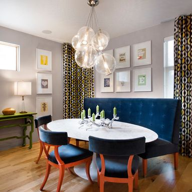 42 Best Banquette Dining Images On Pinterest