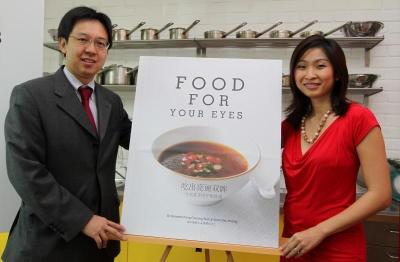 Husband ophthalmologist and wife dietician team comes up with recipe book that can help prevent blindness