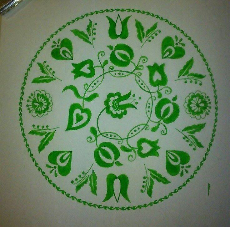 Zöldes játék