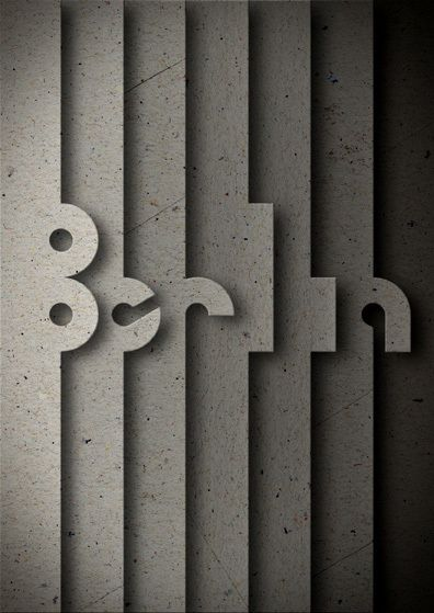 GRAPHIC DESIGN – POSTER – berlin