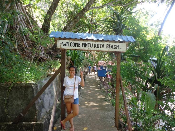 Pantai Pintu Kota, Ambon - 31 Maret 2013