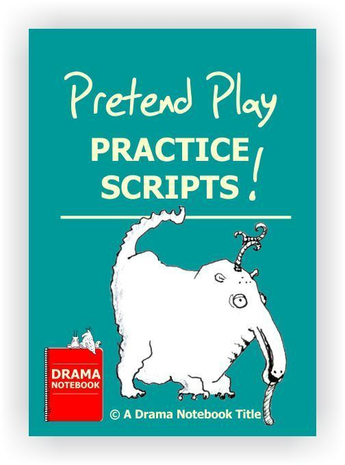 Are you working with children ages 3-5? Pretend play is the precursor to acting. Here are ten short scripts designed to help your young students start to understand the concept of dialogue and scripted work. The scripts are themed and include characters,