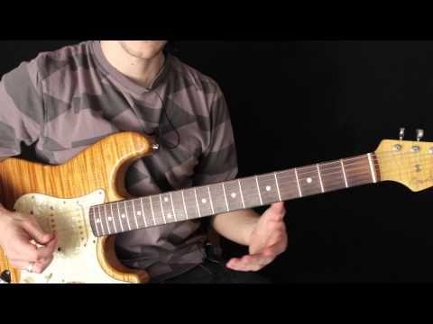 Como Conectar Patrones - Escala Pentatonica - Consejos de Solos - Leccion de Guitarra Electrica - YouTube