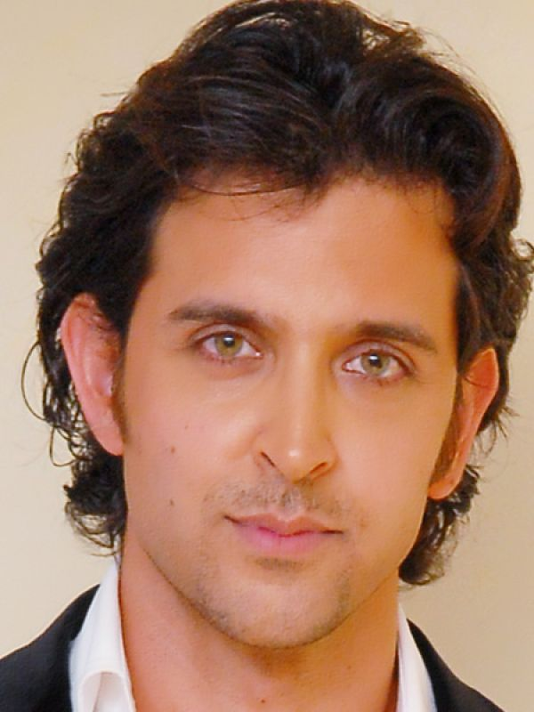 Hrithik Roshan, Bollywood Actor.  ...can trade a soul for those eyes;-)