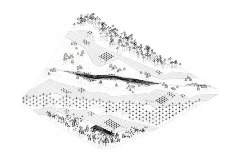 41 best Axonometric Urban design presentation images on
