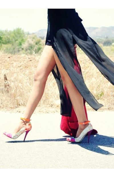 Tie-dye pumps: Shoes, Fashion, Dream Style, Shoe Closet, Tie Dye Pumps, Photo